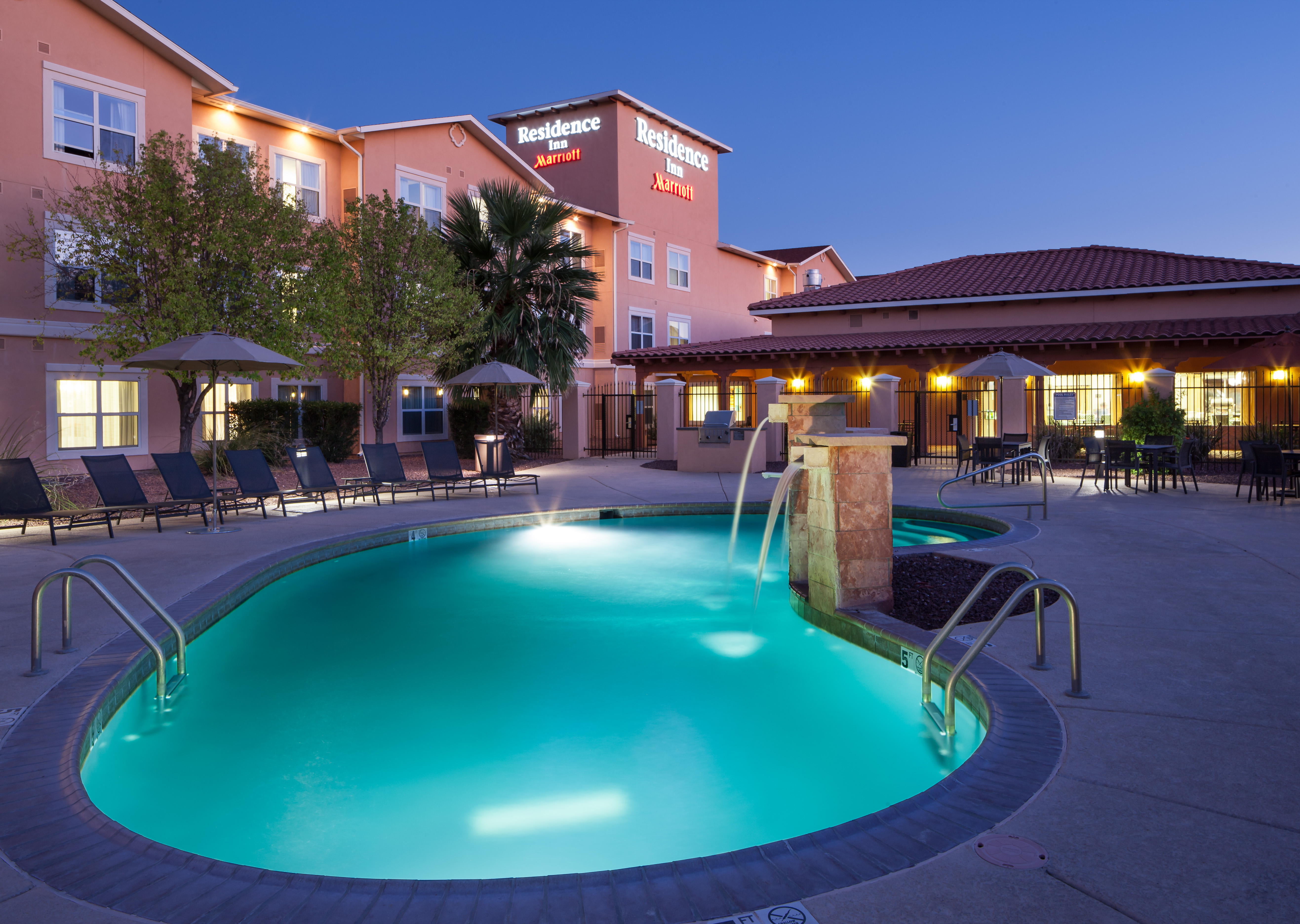 There 39 S A Modern Fresh New Look At The Residence Inn Tucson Airport With Amenities For